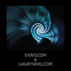 EVENTS.COM & LUXURYTRAVEL.COM